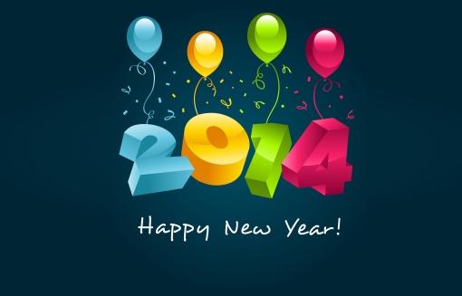 Us desitgem un bon 2014 de tot cor