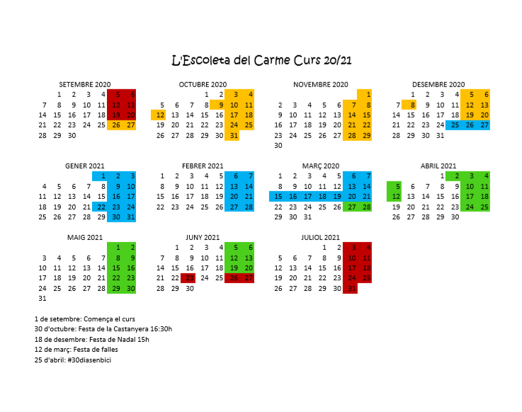 Calendari 20.21